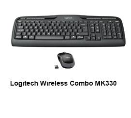 Combo teclado-ratón MK330 WIRELESS