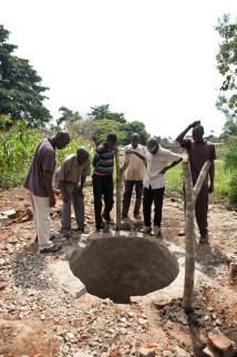 Building Water In Uganda - Entouriste
