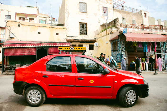 Image result for petit taxi morocco