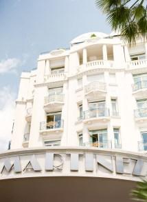 Hotel Martinez Cannes France