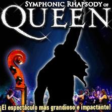 Symphonic Rhapsody of Queen - Logroño - Entradas