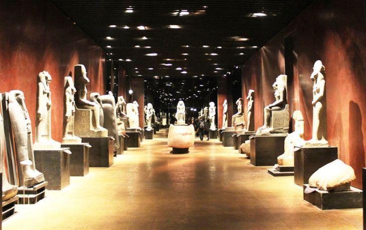 Entrada sin colas en el Museo Egipcio de Turín - Entradas sin colas