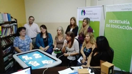 Comunicación con EABE Almeria