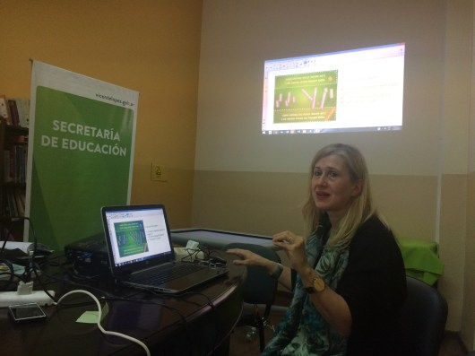Graciela Cerrutti, Brainy Learning
