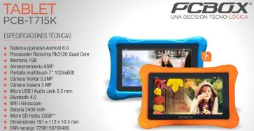 Tablet PCB-T715K - 68.20