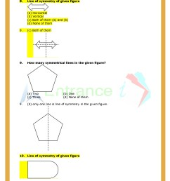 Rotational Symmetry Worksheets Free   Printable Worksheets and Activities  for Teachers [ 1754 x 1240 Pixel ]