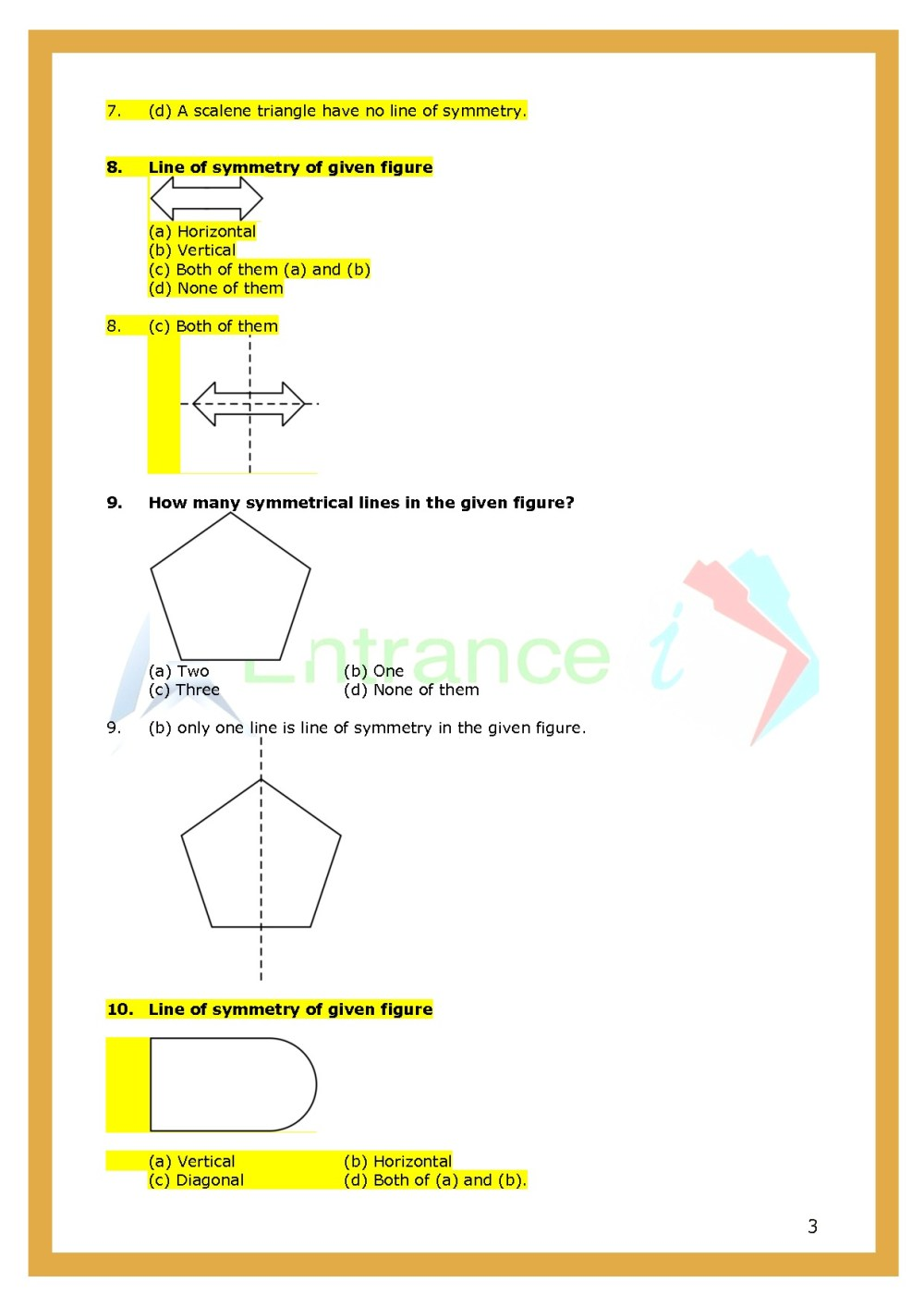 medium resolution of Rotational Symmetry Worksheets Free   Printable Worksheets and Activities  for Teachers