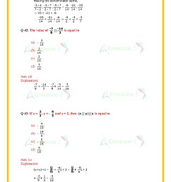 Rational Numbers Class 7 Worksheet   Printable Worksheets and Activities  for Teachers [ 1754 x 1240 Pixel ]