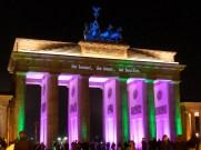 Brandenburger Tor, Lichtfestival
