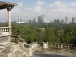 Vue de Chapultepec