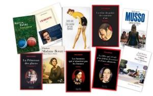 Bilan 2014 - livres