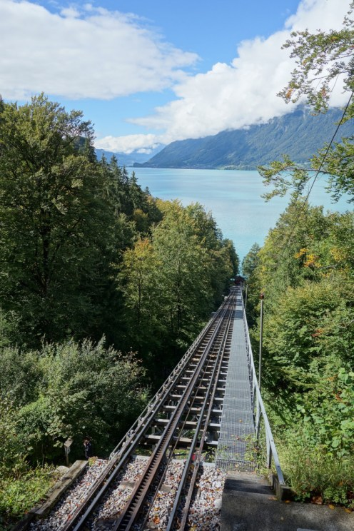 Giessbach funiculaire