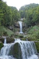 Giessbach cascades