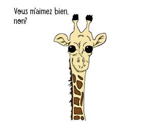 Girafe SOS