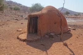Maison himba