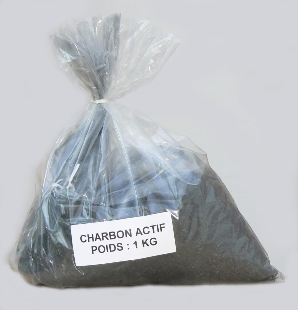 charbon actif coco en grain en vrac de 1 kg a 20 kgs
