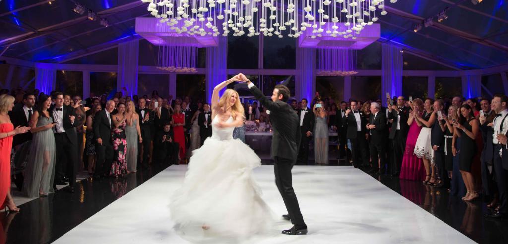 ouverture de bal mariés mariage chorégraphie entrée wedding