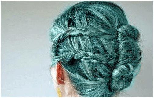 Tintes de cabello de colores cmo lograrlo  Entre Bellas