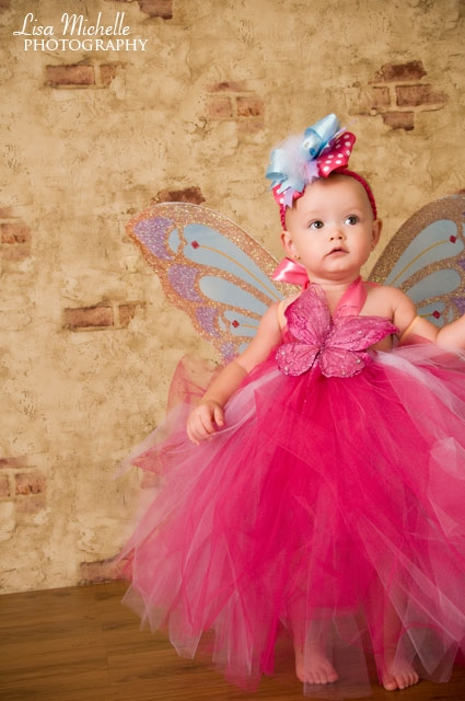 Disfraces tipo tutu para bebs y nias