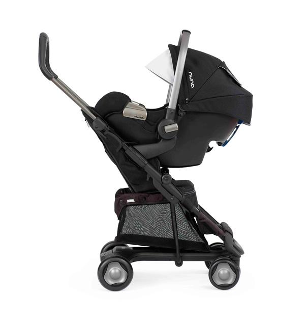 NUNA presenta la silla de coche PIPA  EntreChiquitines