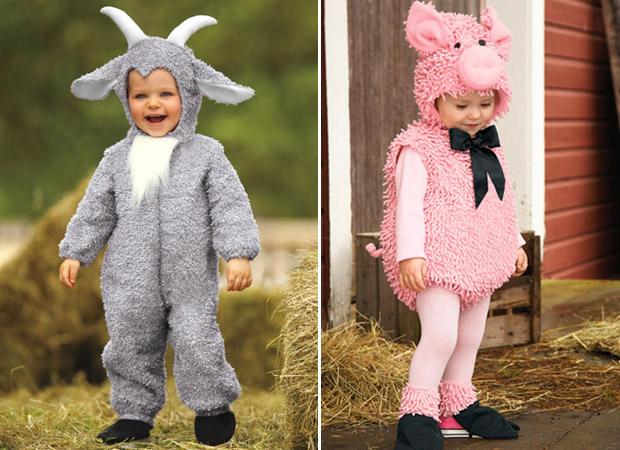 Disfraces infantiles muy originales para Halloween