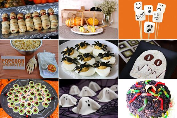 Recetas de Halloween para Nios