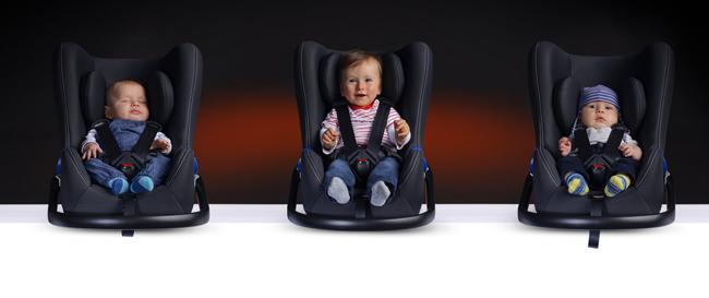 Sillas de auto TAKATA lo mejor en asientos de seguridad