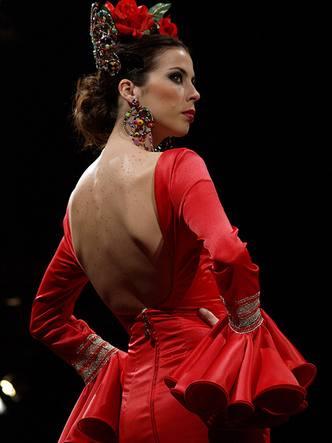 Peinados de flamenca 5