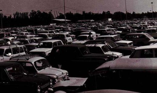 Feria de Sevilla años 70