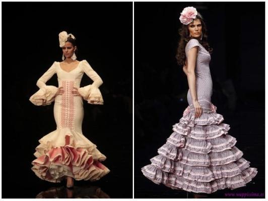 Trajes de flamenca Sonibel y Margarita Freire