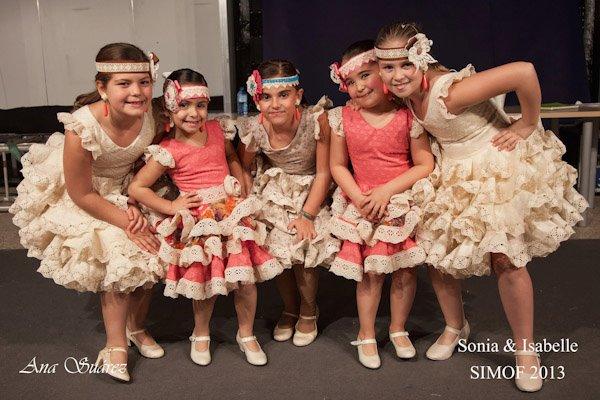 Clínica Cansada Código Morse Maria Castaña Trajes De Flamenca Una Vez Más Prevención Brecha