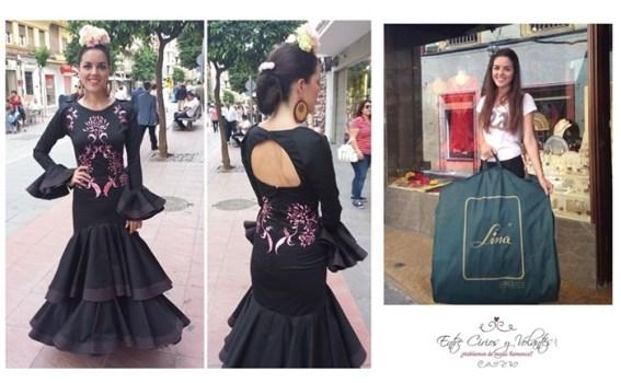 Entre cirios y volantes Feria Sevilla 2014_3