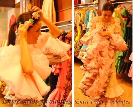 Lina 1960 Trajes de flamenca 3