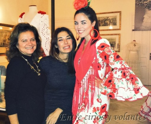 Pilar Vera Raquel Revuelta y Claudia Alfaro