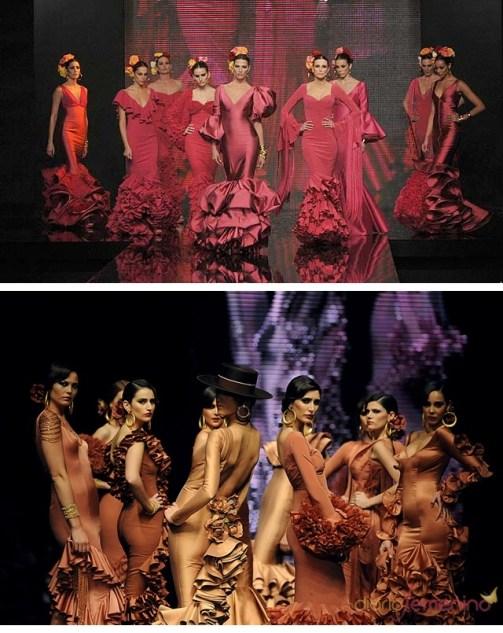 Vicky Martin berrocal flamenca