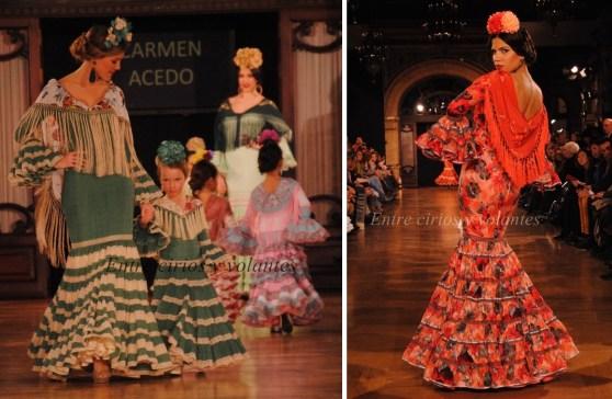 Carmen Acedo en We Love Flamenco 2015