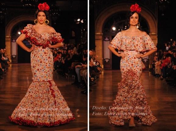 Consolacion Ayala trajes de flamenca 2015 (8)