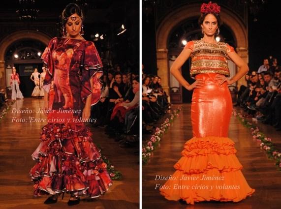 Javier Jimenez 2015 trajes de flamenca