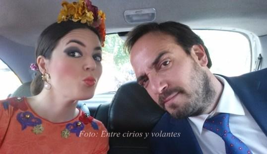 Claudia y Javier