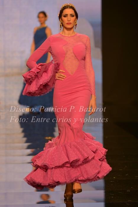 patricia bazarot trajes de flamenca simof 2015 (2)