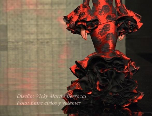 vicky martin berrocal flamenca simof 2015