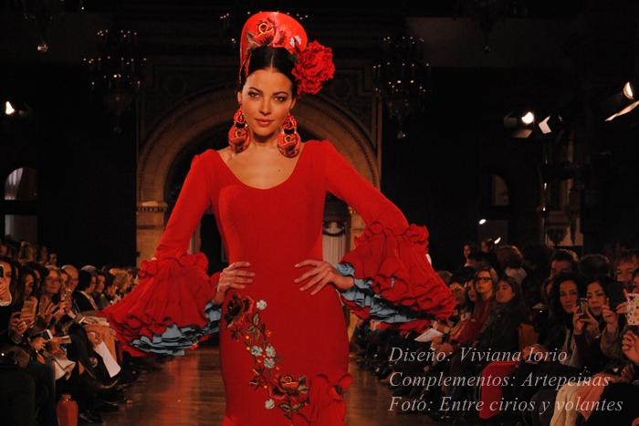 traje de flamenca viviana iorio foto entre cirios y volantes we love flamenco