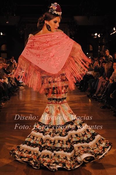 a7eb7fde3 El valor de un traje de flamenca. - Entre cirios y volantes