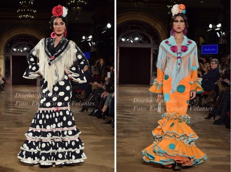 fabiola trajes de flamenca 2016