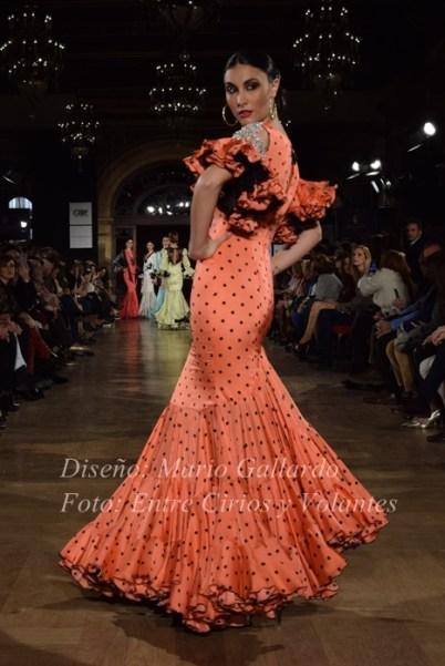 mario gallardo trajes de flamenca 2016