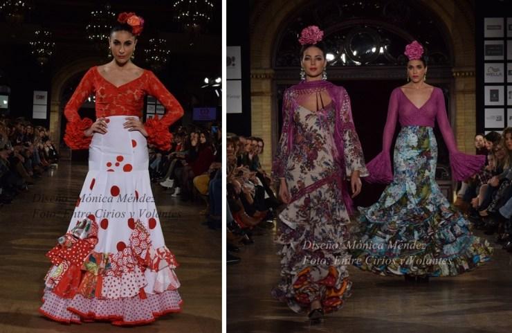 monica mendez trajes de flamenca