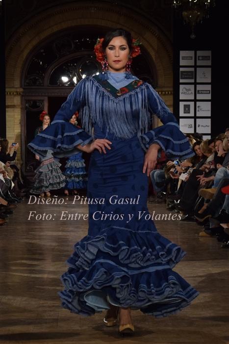 pitusa gasul trajes de flamenca 2016 (2)