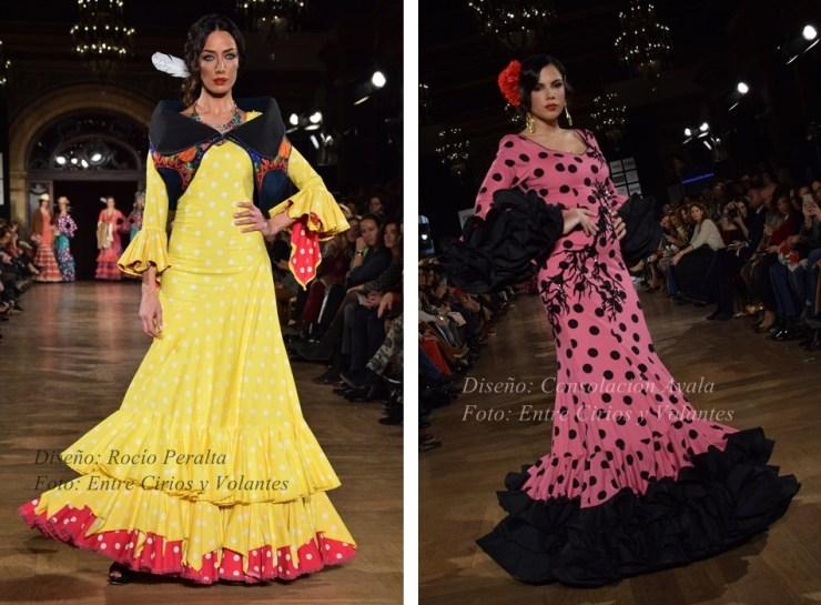 tendencia trajes de flamenca 2016