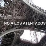 No a los atentados: Hoy alerta de bomba en la Torre Eiffel