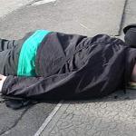 El 'planking', una polémica moda nacida en Internet